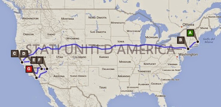 On-the-road-usa