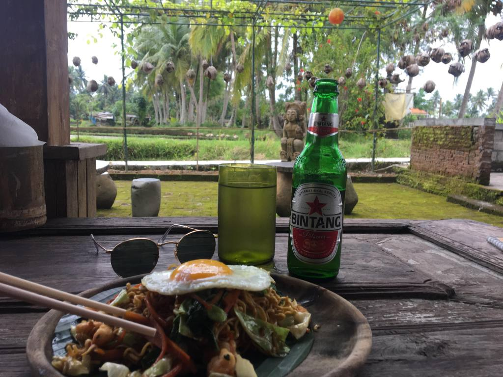 cosa fare a Ubud - sweet orange warung - dove mangiare a ubud
